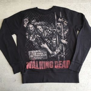 The Walking Dead Crewneck Long Sleeve